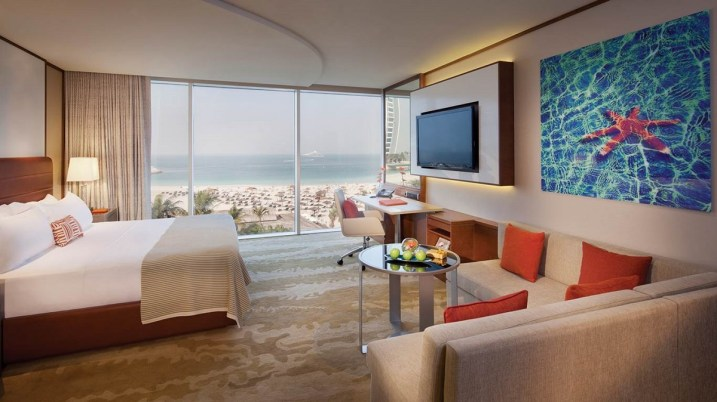 Superior Room with gorgeous sea view