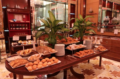 Acanto restaurant - Breakfast