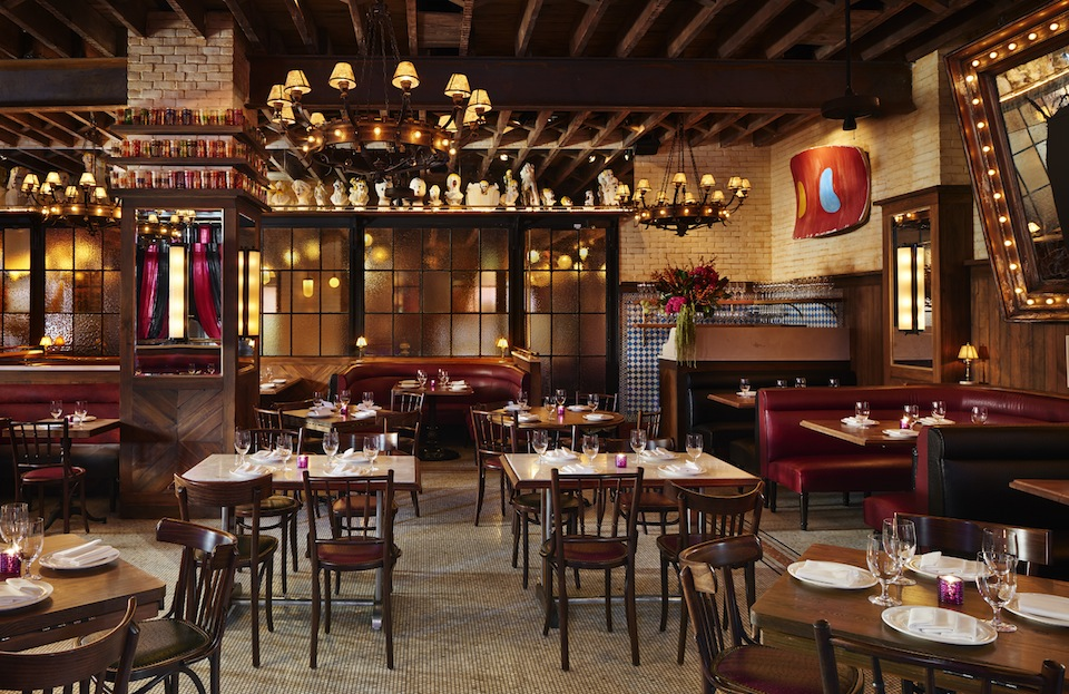 The Ludlow - Dirty French restaurant