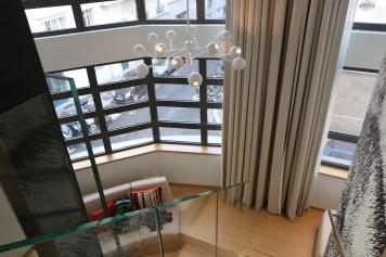 Duplex Suite stairs