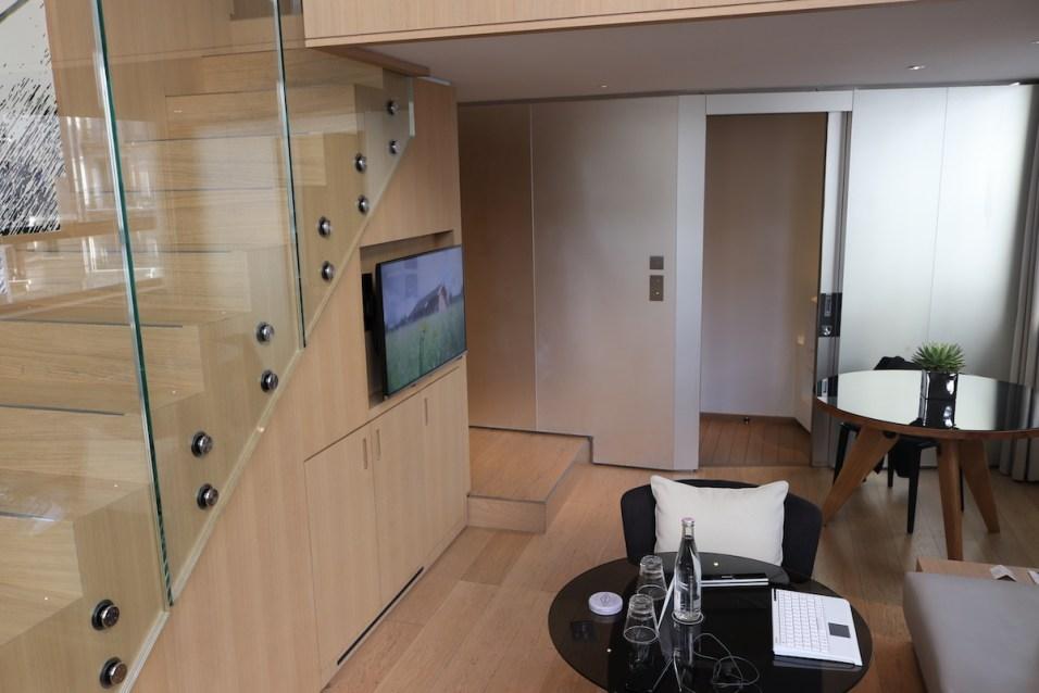 Duplex Suite lower floor