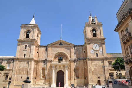 St John's co-Cathedral, Malta
