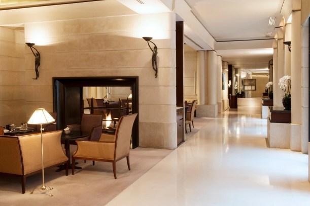 La Cheminée lounge - Picture by Hyatt