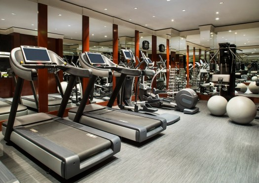 Fitness center - Picture by Hyatt
