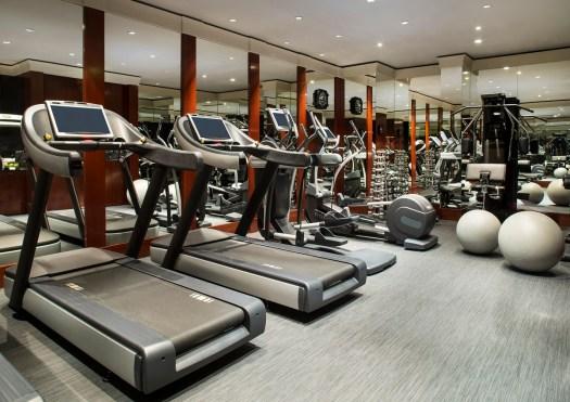 Fitness center - Picture by Hyatt