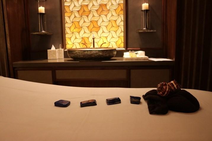 Ritz-Carlton Spa treatment room