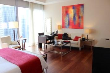 Luxury Pool View room - Bedroom