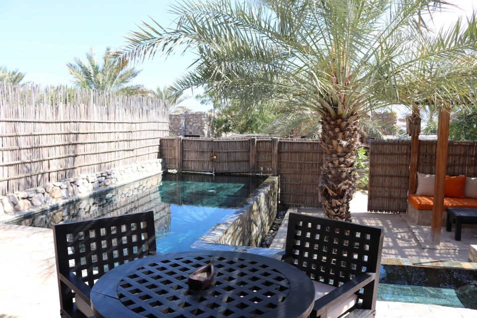 Pool villa - Outdoor patio