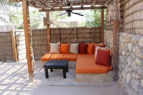 Pool villa - Outdoor lounge