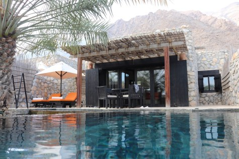 Pool villa - Outdoor heated pool
