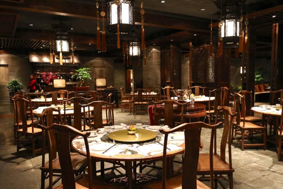 Huang Ting restaurant