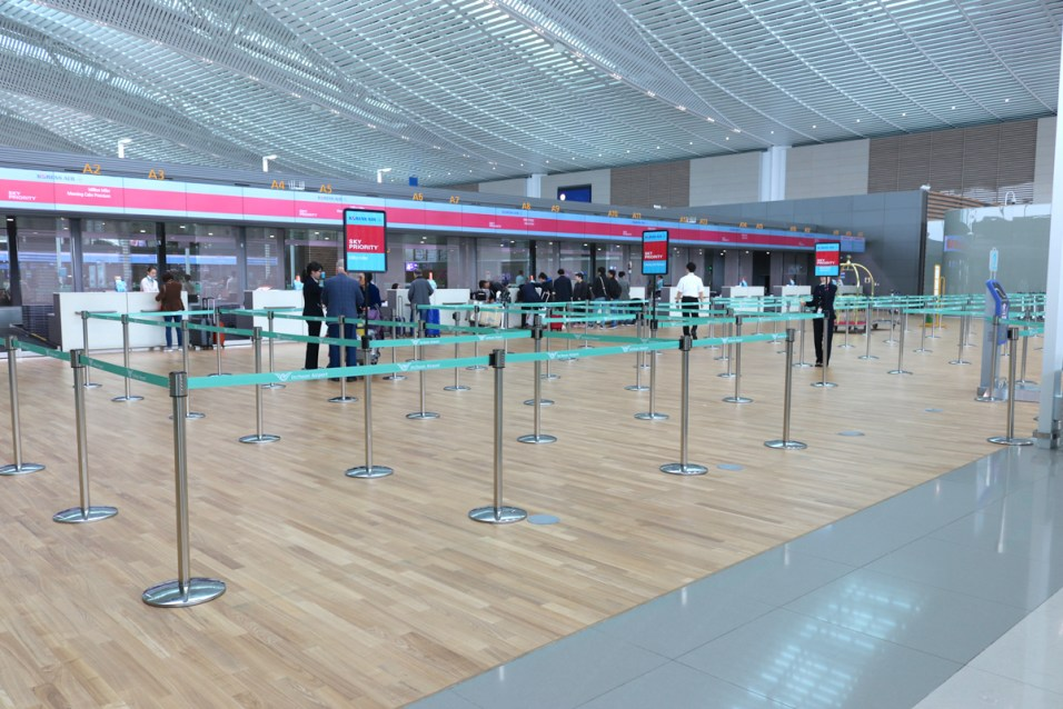 Premium Terminal at Incheon International Airport