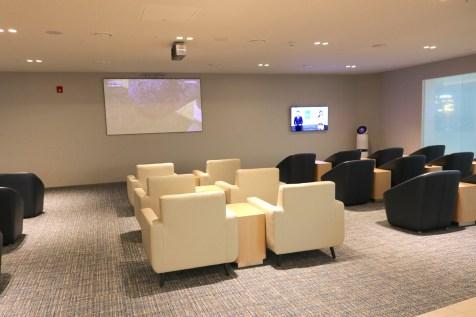 Korean Air Prestige Class lounge