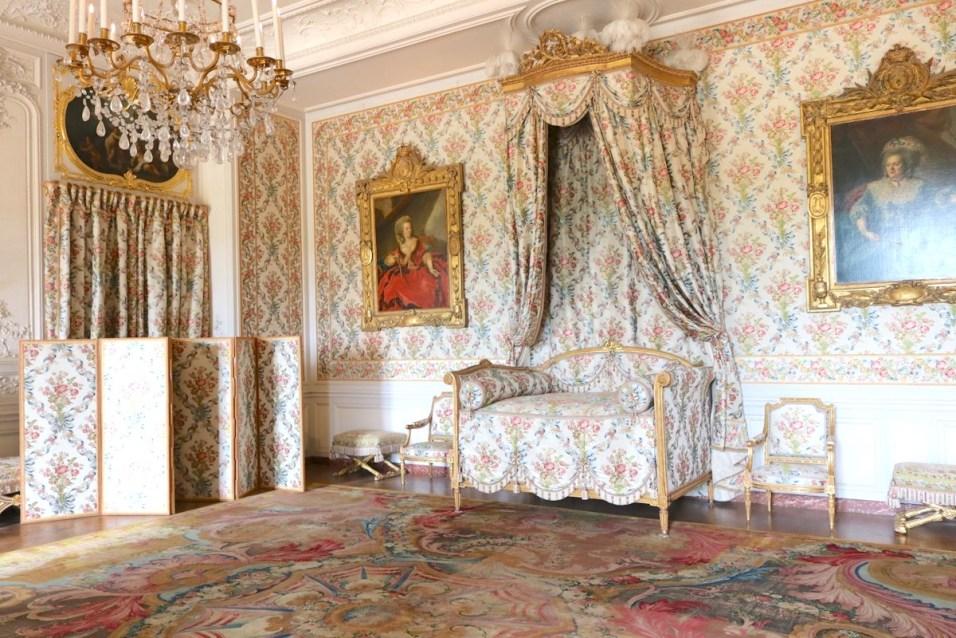 Mistresses' rooms