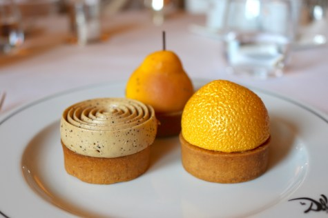 Desserts by Cedric Grolet