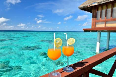 Honeymoon cocktail