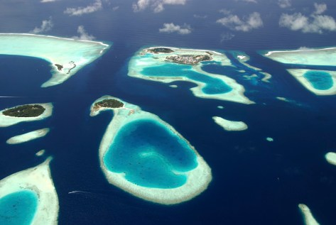 Maldivian islands