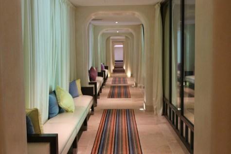 Spa Nescens corridor