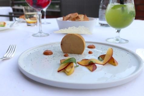 Le Loti restaurant - Foie gras