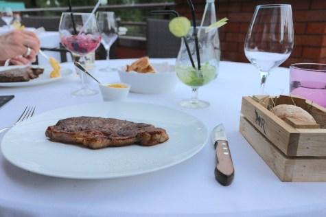 Le Loti restaurant - Black Angus meat by L'Atelier Boeuf