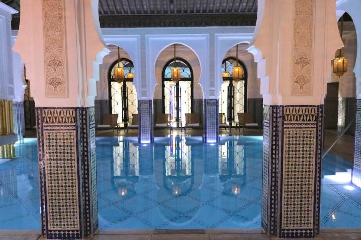 Spa - Indoor pool