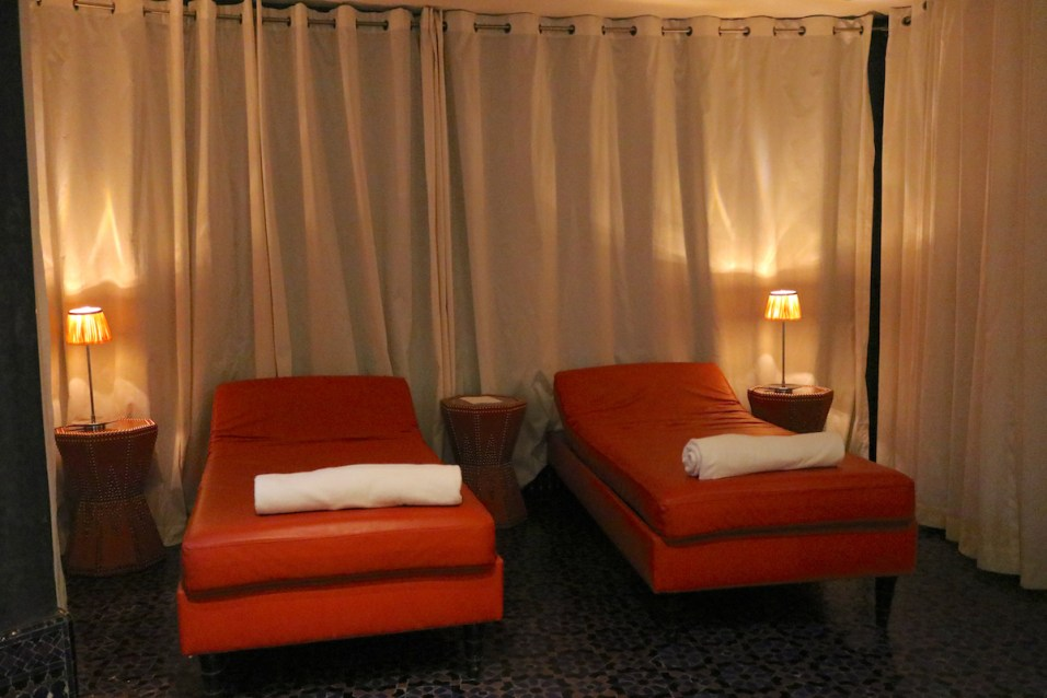 Spa - Relaxation room