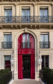 Entrance - Picture by La Réserve