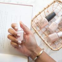 My Favorite Nude Nail Polish Picks for Brown Skin
