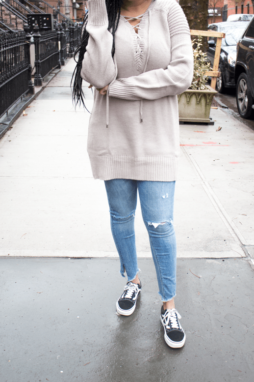 Taupe-Lace-Up-Sweater-Dress-Vans-Outfit-1