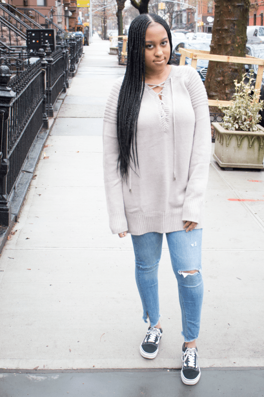 Taupe-Sweater-Dress-Casual-Outfit