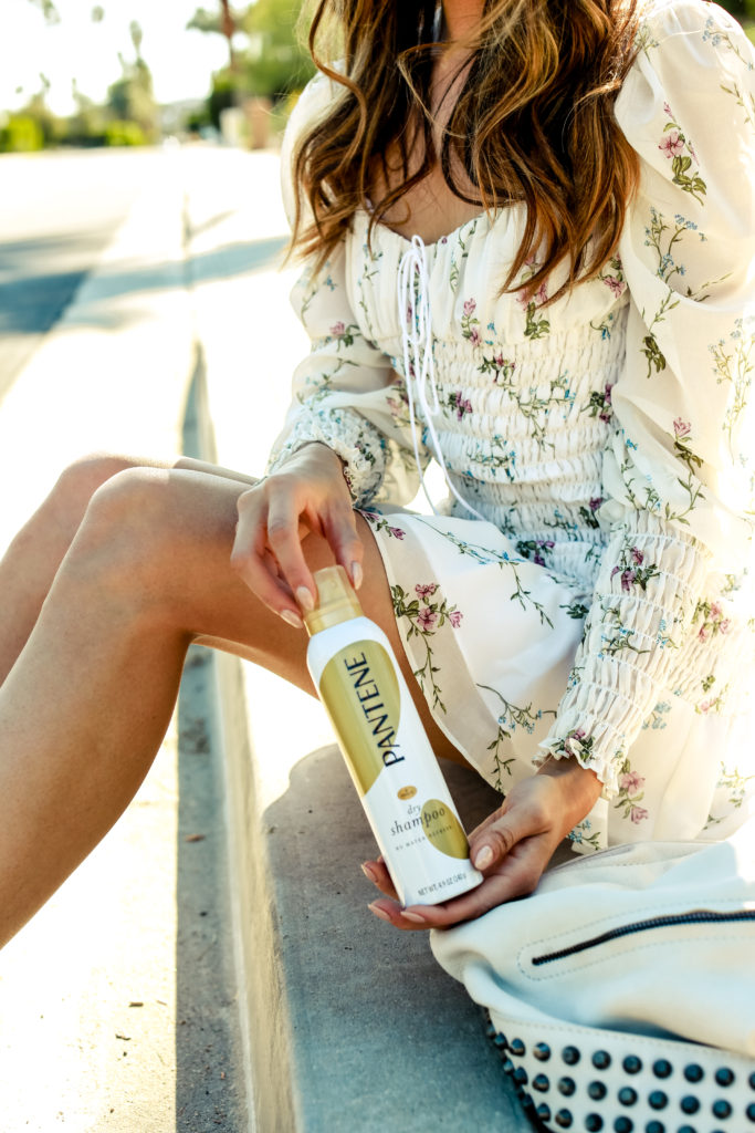 Pantene's Dry Shampoo  by The Luxi Look