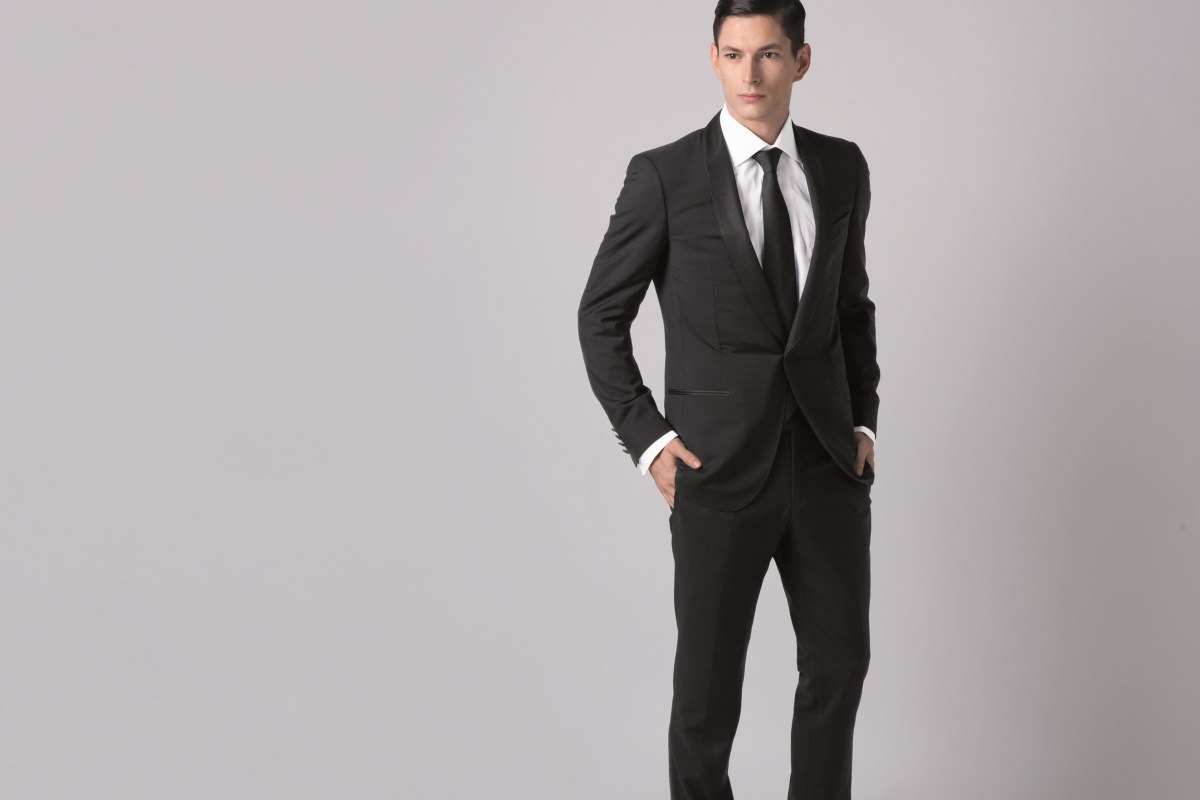 LUX Magazine The-Perfect-Suit The Perfect Suit (as defined by the world's leading fashion designers)