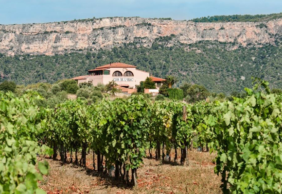 Clos de l'Obac es reconocido mundialmente por sus vinos