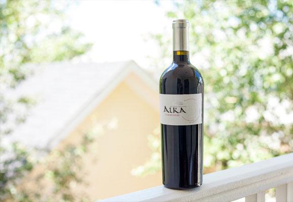 Alka, el Carmenere de Chile por excelencia