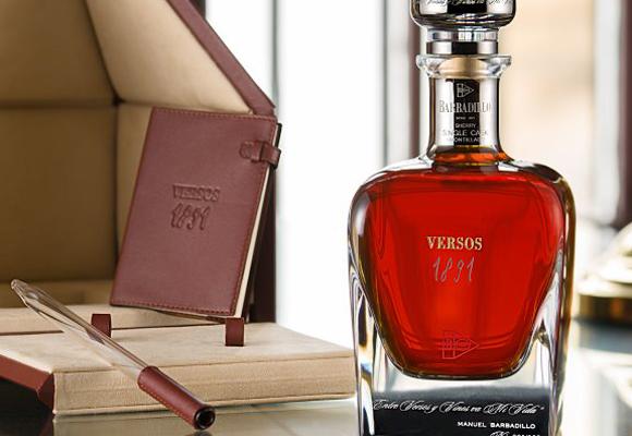 Oloroso Versos 1891 Barbadillo, un pedazo de historia a 10000 € la botella. Cómpralo aquí