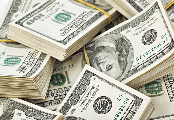 La caída del dólar