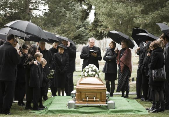 funeral familia