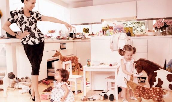 ¿Cómo afectan las cuidadoras a los niños?