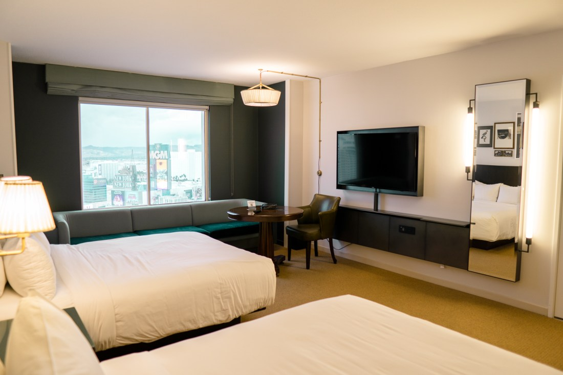 Park MGM Two Queens Room