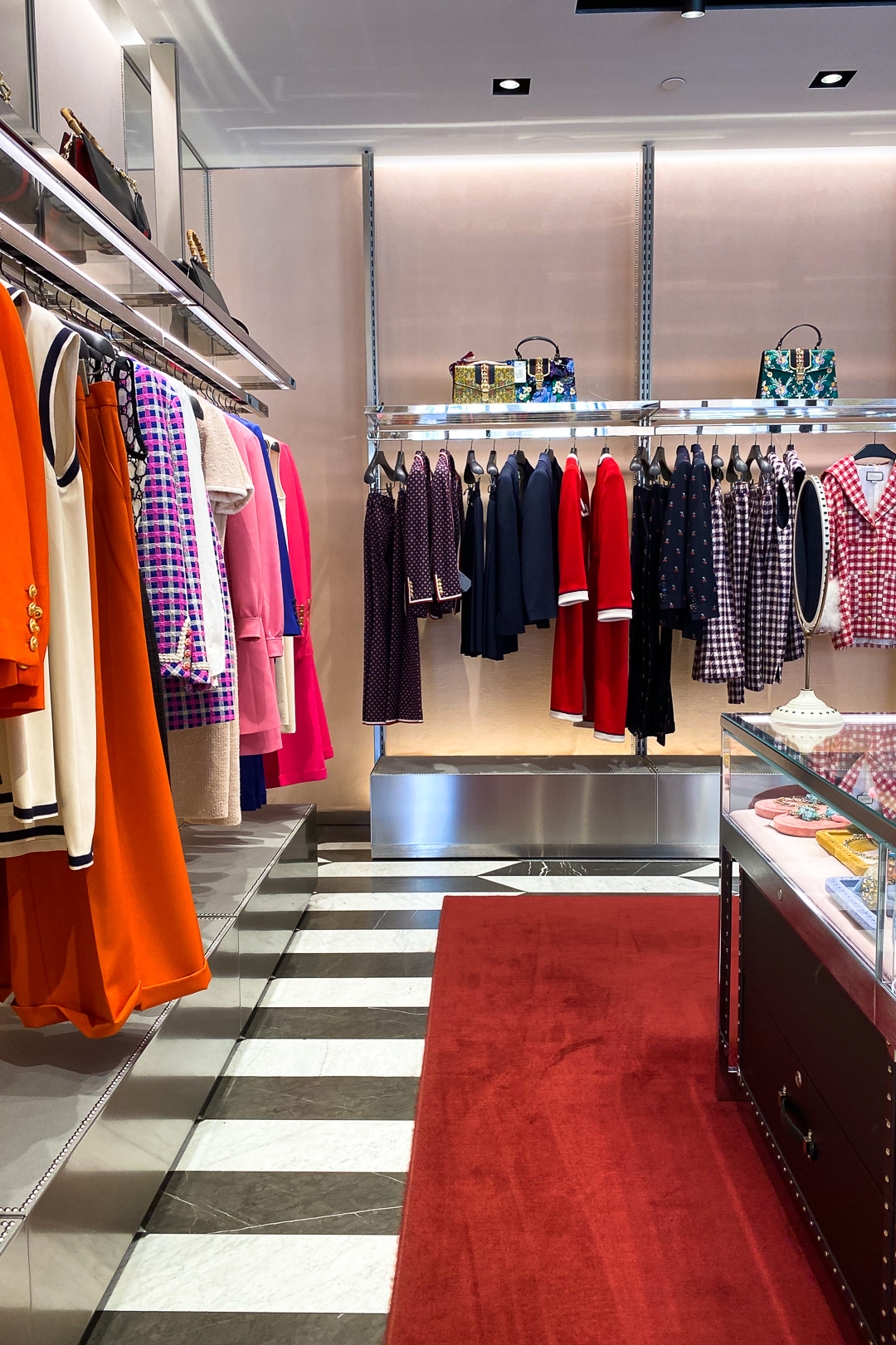 Women's Clothing at the Gucci Outlet