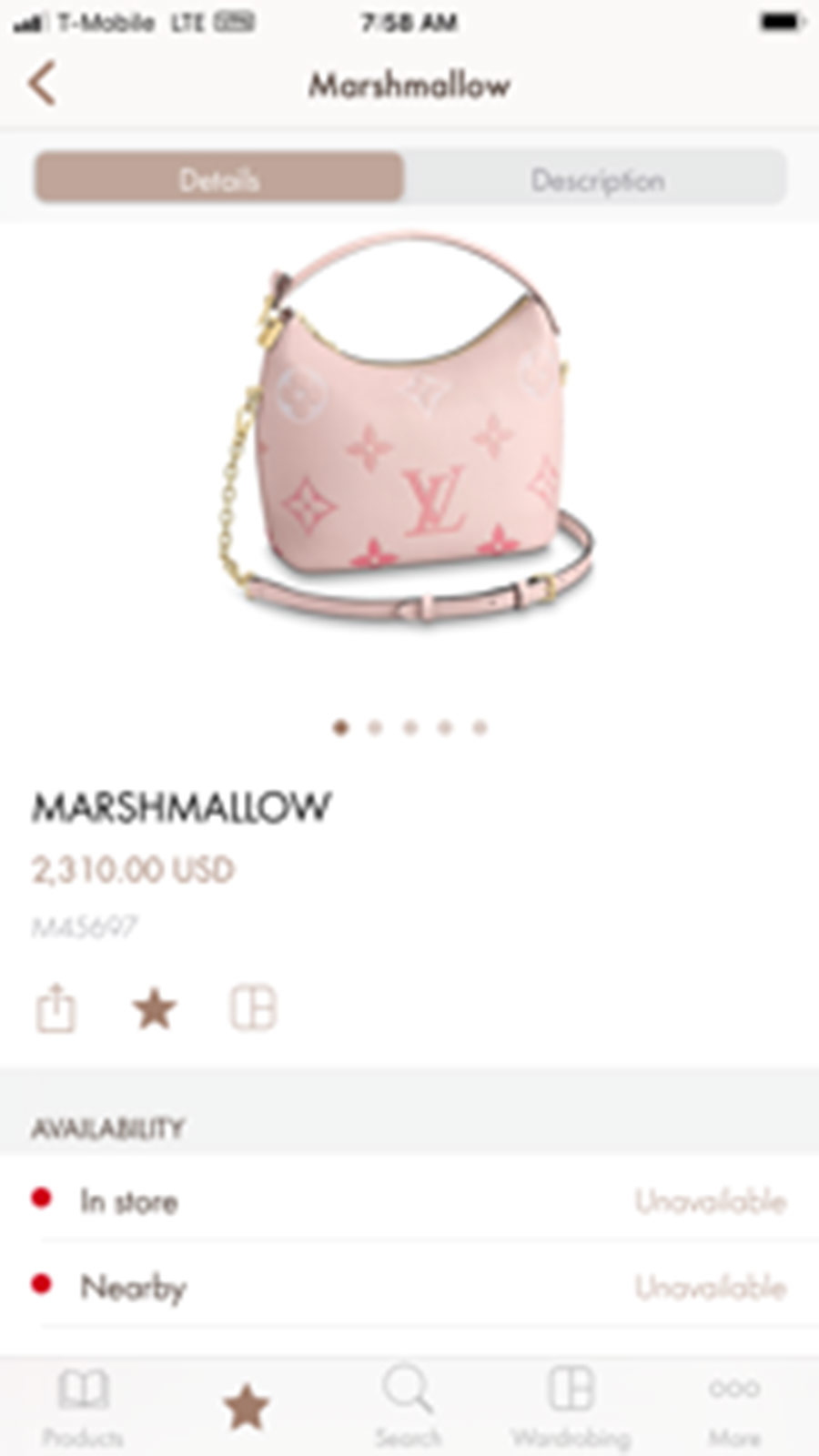 Louis Vuitton By The Pool Marshmallow Hawaii Price