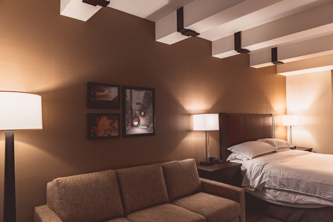 Sheraton Steamboat Resort Villas' Studio Room