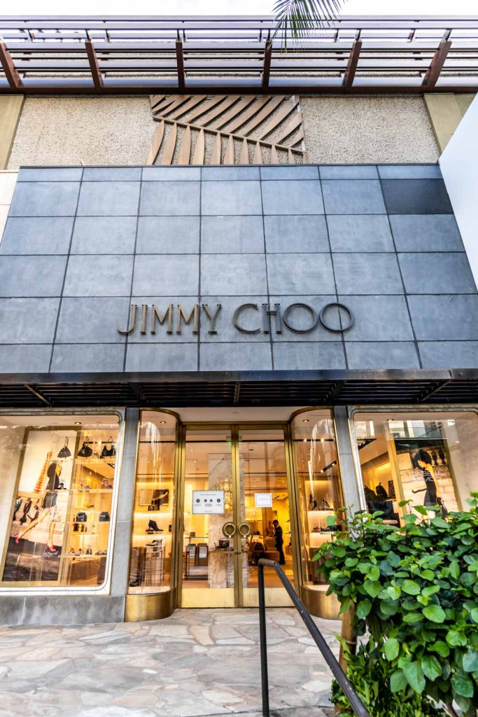 Jimmy Choo Waikiki Store