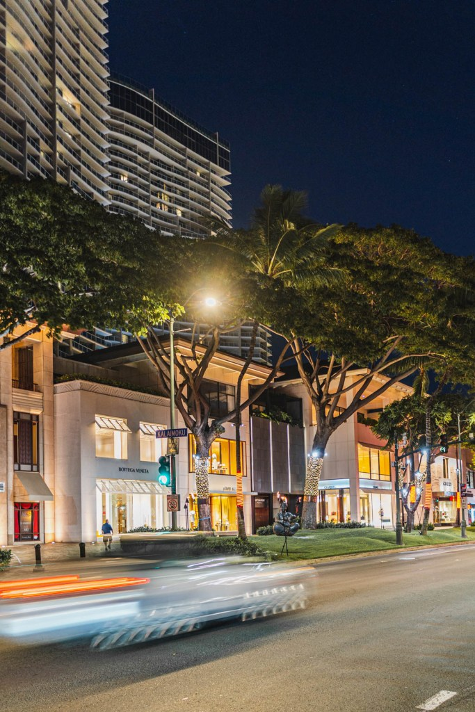 The Ultimate Guide to Luxury Shopping in Hawaii