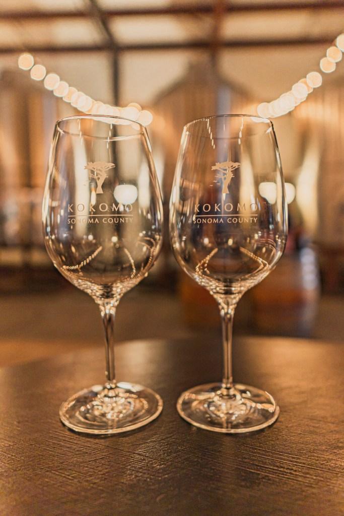 Kokomo Wine Glasses