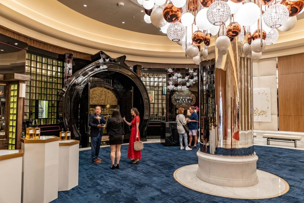 Genting Palace Restaurant at Resorts World Las Vegas