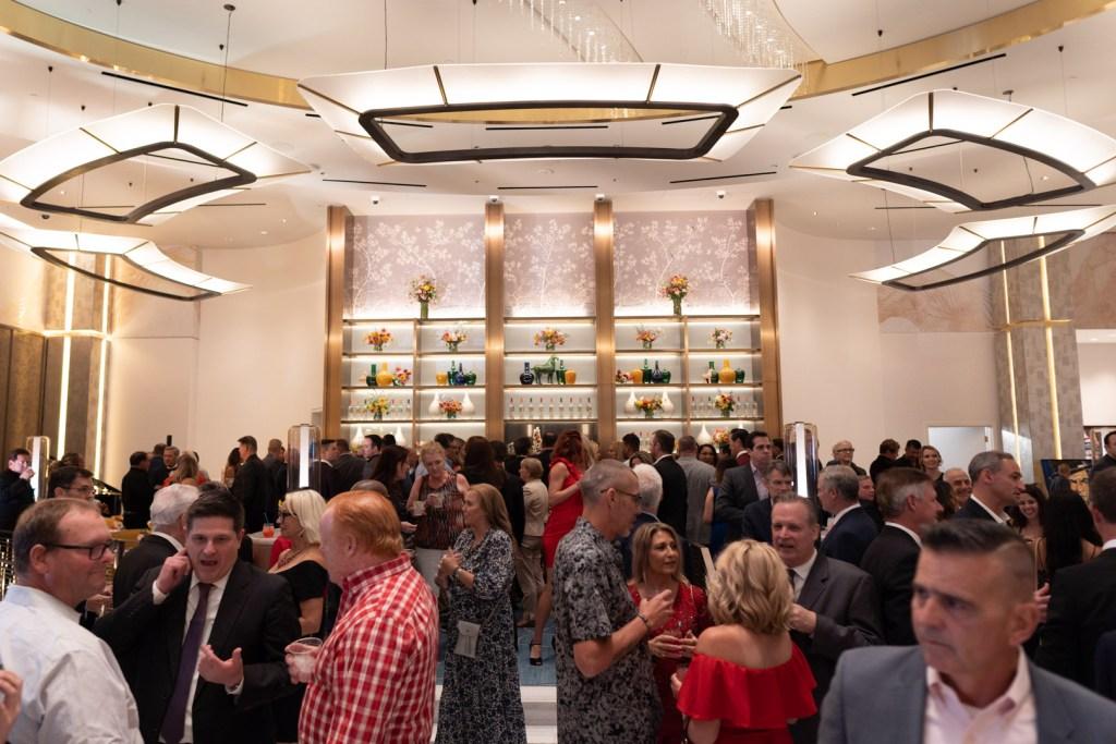 Resorts World Las Vegas Grand Opening Cocktail Reception