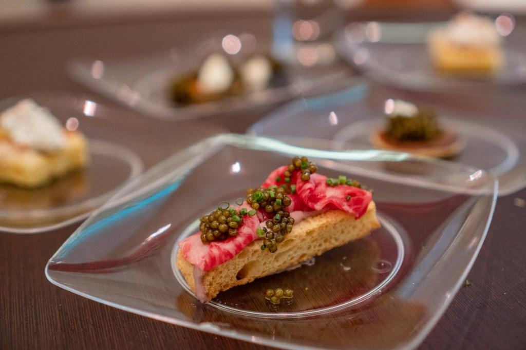 Caviar Tasting