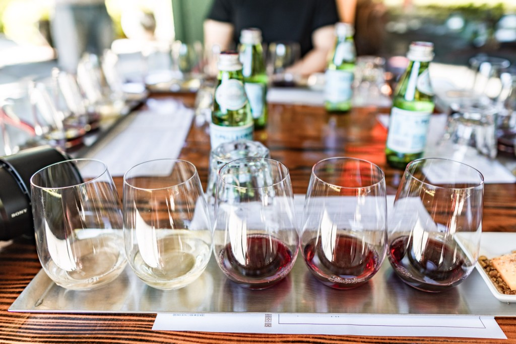 Buy One Get One Free Wine Tasting in Sonoma with Visa