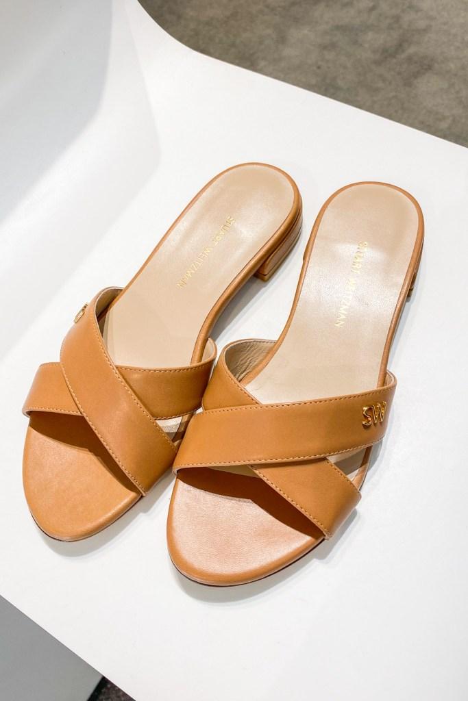 Stuart Weitzman Outlet Lunaria Sandals